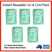 5x Hand Pain Relief - Portable - arthritis-Hot Pack-Heat Packs-Instant Heat Pack
