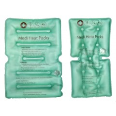 Large Heat Pack + Medium Heat Pack - Back Pain - Joint Pain- Hot Pack-Heat Packs-Instant Heat Pack-Reusable Heat Packs