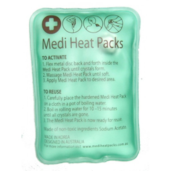 Neck Heat Pack + Small Heat Pack - Neck Pain - Hand Warmer